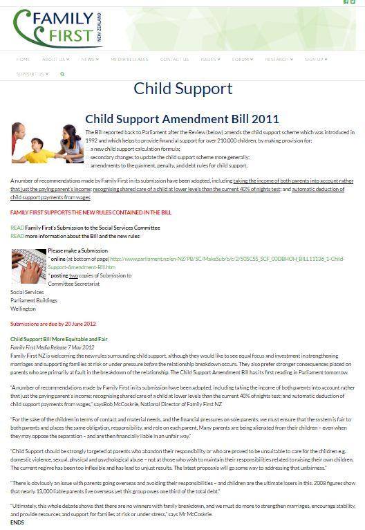 childsupport