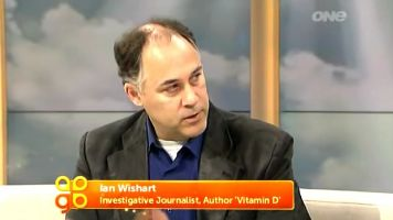 Ian Wishart of INVESTIGATE MAGAZINE NZ Leading Investigative Journalist