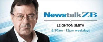 Leighton Smith of NEWSTALK ZB NZ Leading Conservative Broadcaster