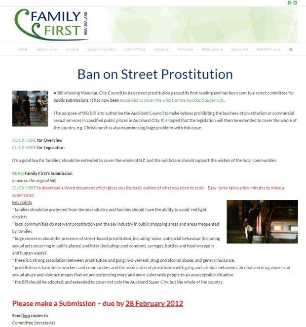 streetprostitution
