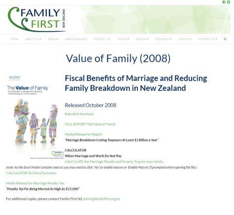 valuefamily